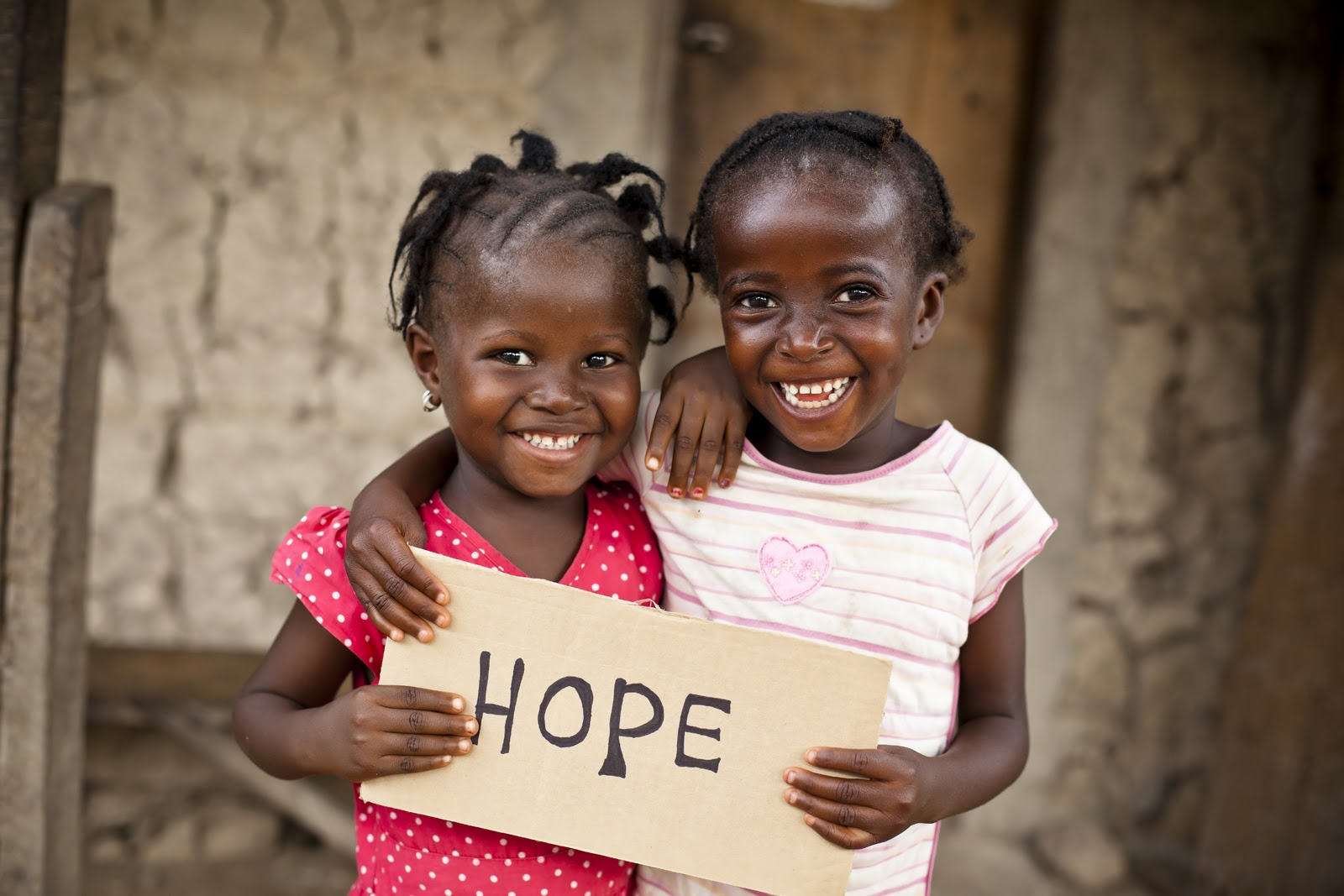 Afrika kinderen Sulex