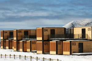 use for shipping container