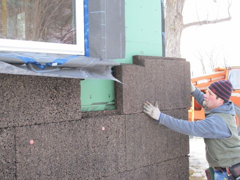 insulate container home