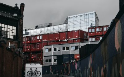 Best Shipping Container Homes In Netherlands